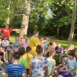 Letovanje gasilske mladine PGD Škofja vas Debeli Rtič 2019